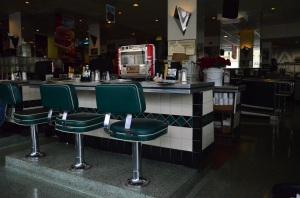 Diner scenes